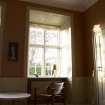 masterbedroom med eget stort badeværelse