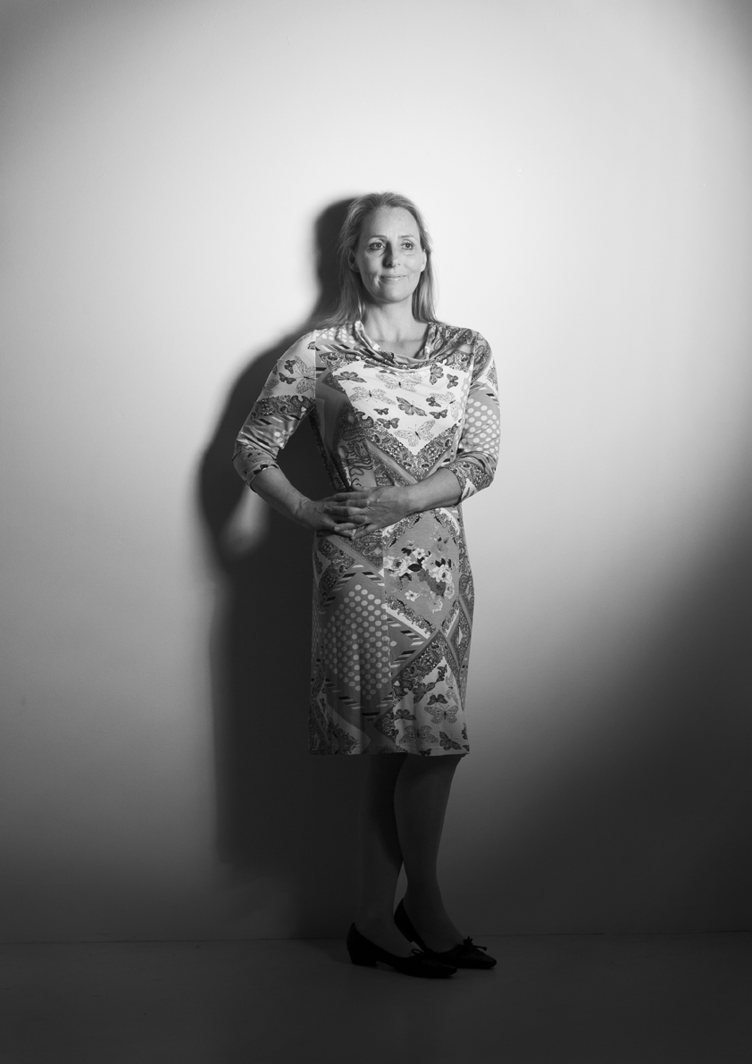 Vibeke Lahrmann - fotograf Tania Gibson