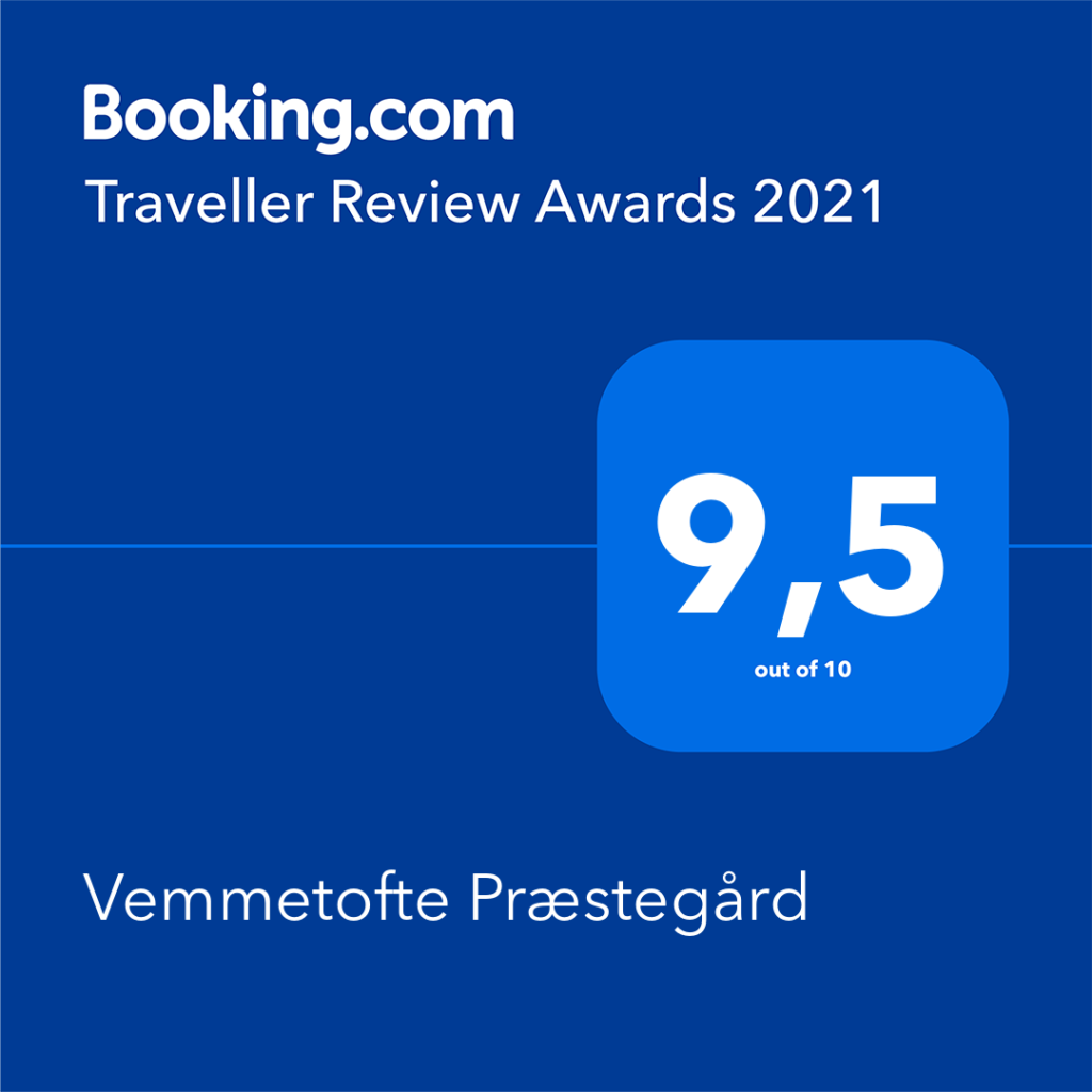 Award fra Booking.com 2021